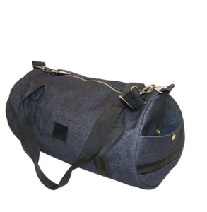 Duffle Bag Denim